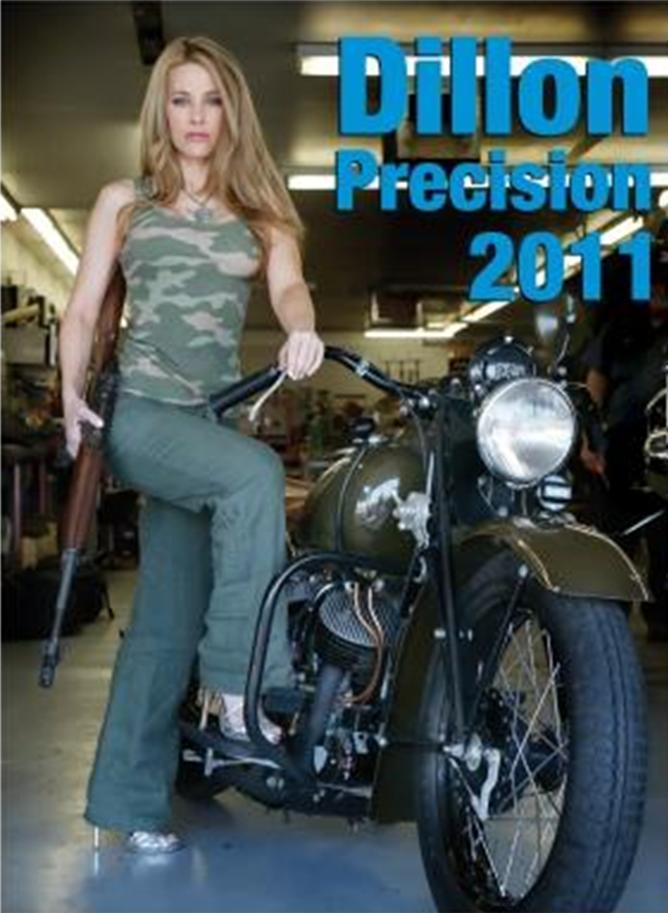 2011 CALENDAR from Dillon Precision Products ... submitted by RuslH