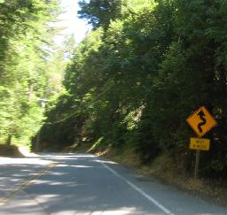 Santa Cruz Mountains Cruise - 01,02,03JUN12