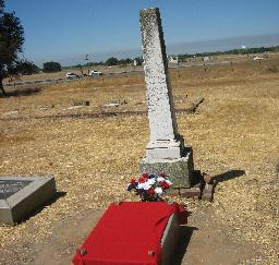 Liberty Cemetery Plaquing - 11AUG12