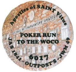 Poker Run to the WOCO - 29SEP12