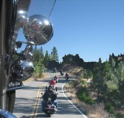 SEP 29: E Clampus Vitus Poker Run... photograph by Russell Holder