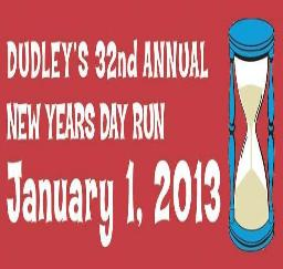 Dudley's 32nd Annual New Years Day Run - 01JAN13
