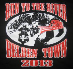 Mid-Cal Cycle's Run to the River, Belden Town - 23,24,25AUG13