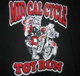 Mid-Cal Cycle Toy Run - 30NOV13