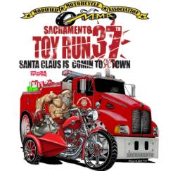 Modified Motorcycle Association Sacramento Toy Run - 01DEC13