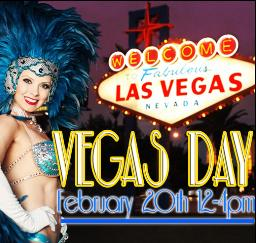 San Jose HD's Vegas Day - 20FEB16