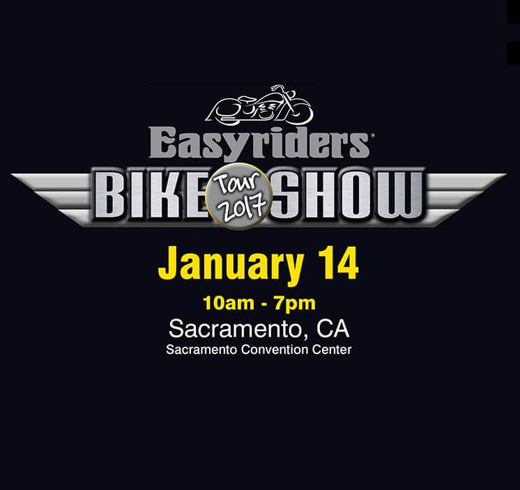 the 2017 Easyriders Show - 14JAN17