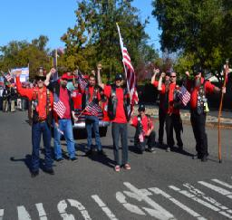 Elk Grove Veterans Day Parade - 11NOV17