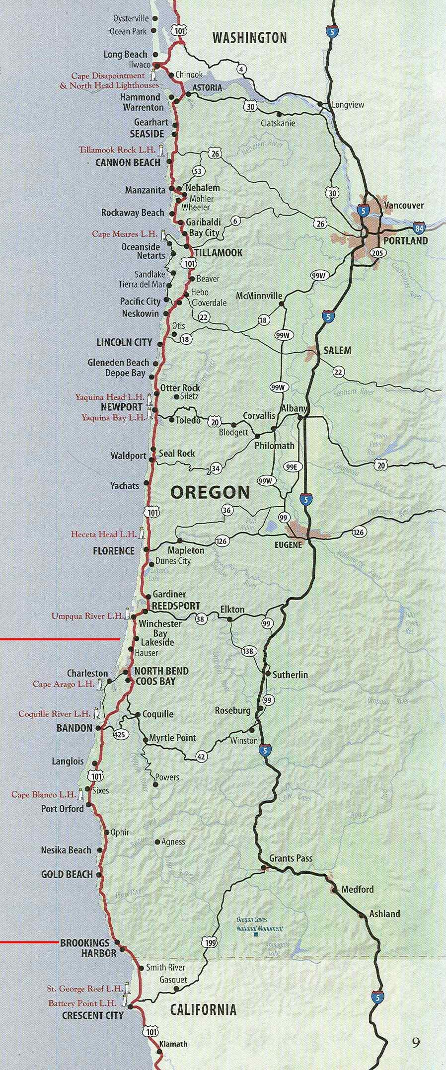 OregonCoastHIghway101