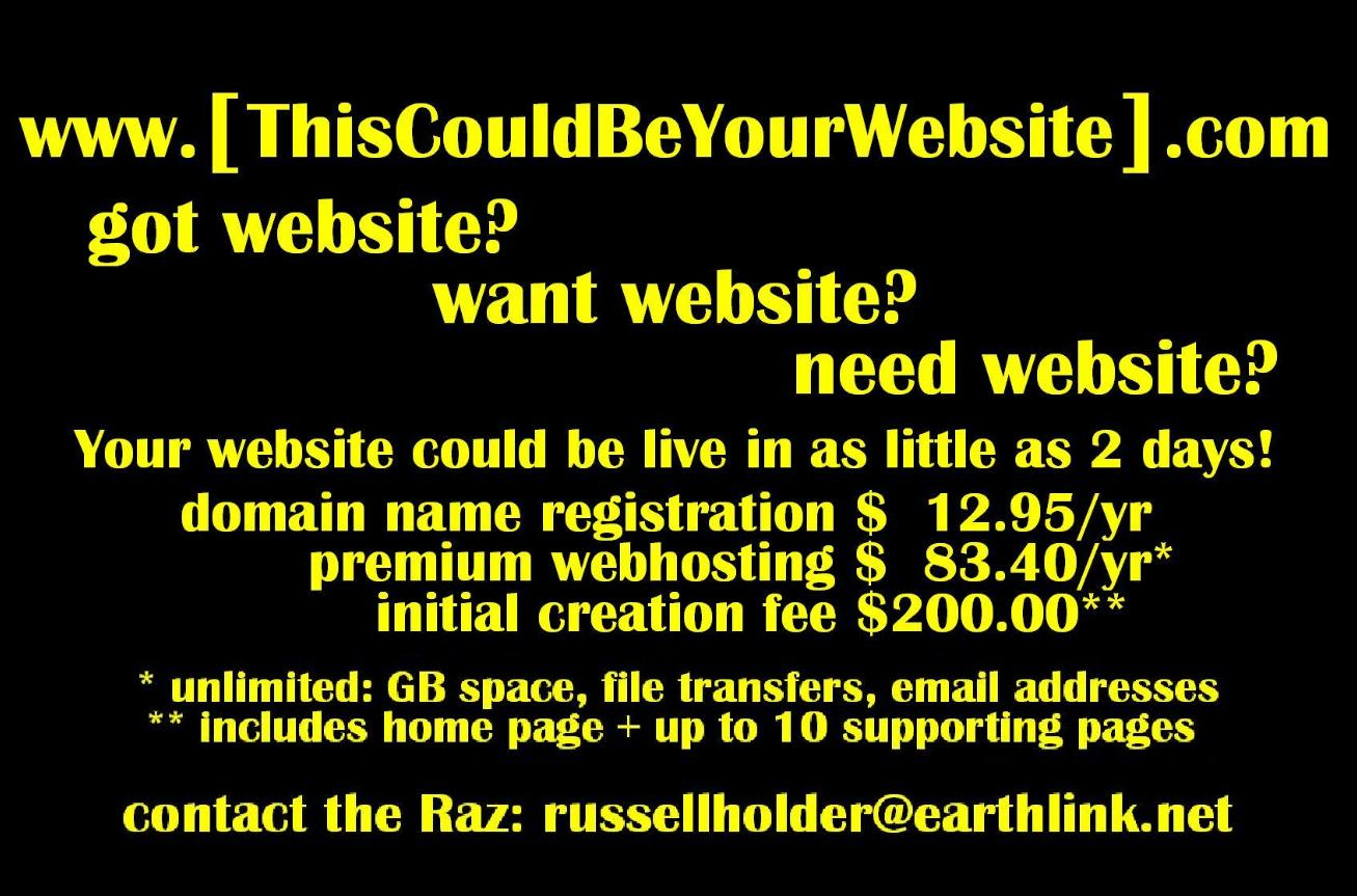 websites by the RAZ