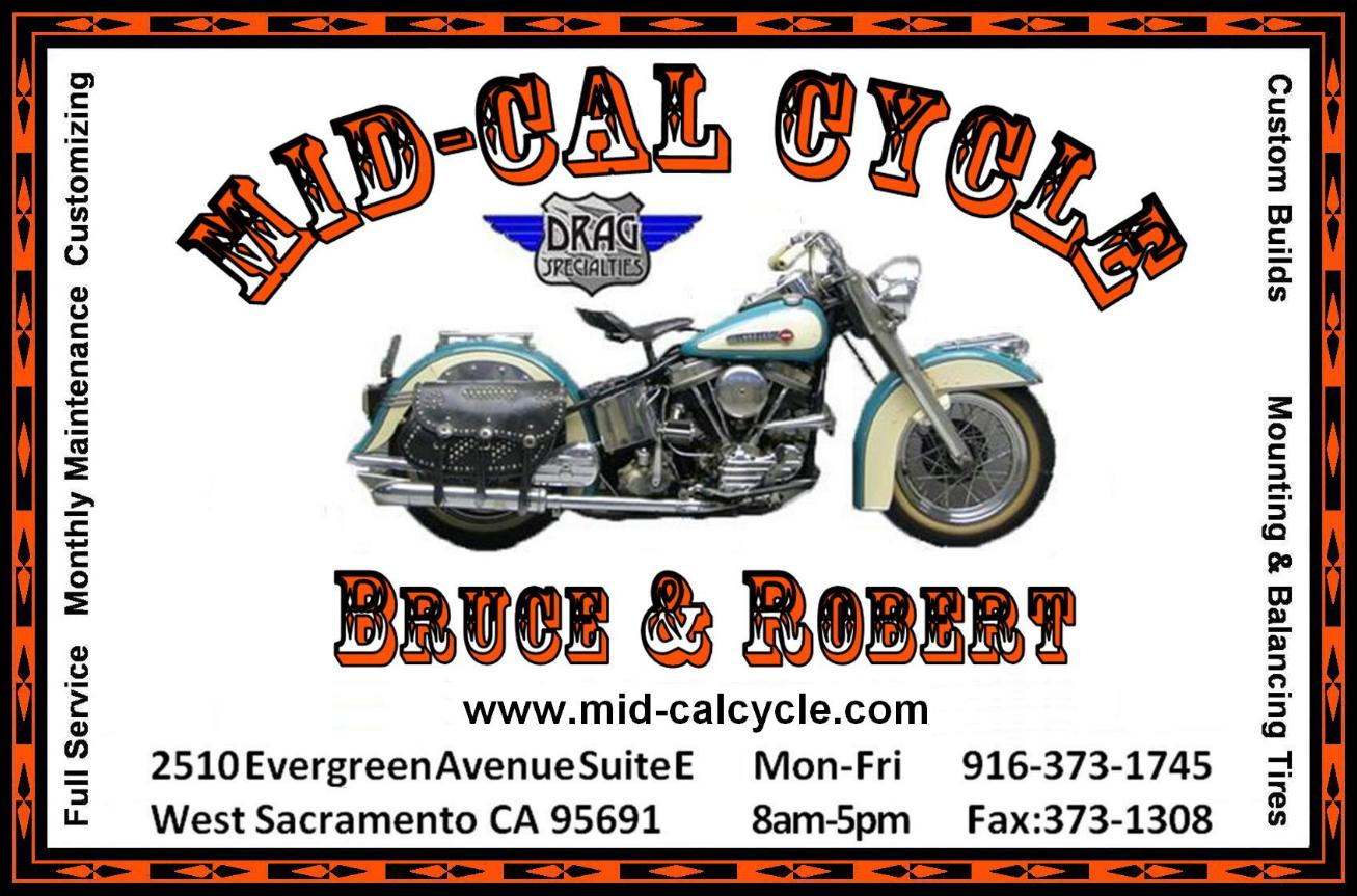 Mid-Cal Cycle in West Sacramento
