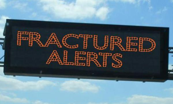 FRACTURED AMBER ALERTS...